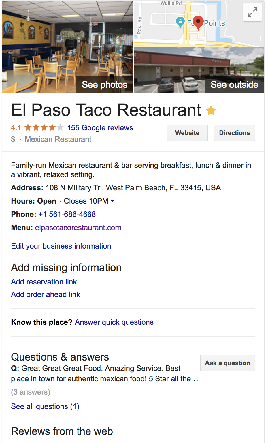 how to list business on google